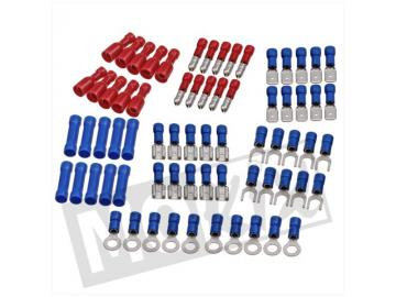 Elektrostecker Sortiment 70-Teilig