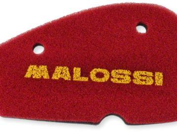 Luftfiltereinsatz Malossi Double Red Sponge Aprilia SR50 DiTech Piaggio