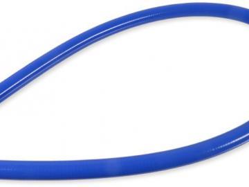 Kühlwasserschlauch Silikon 16mm Blau 120cm