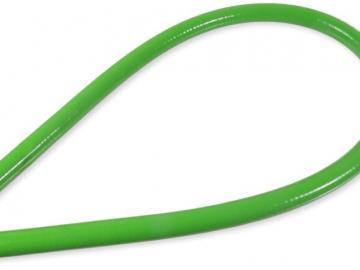 Kühlwasserschlauch Silikon 16mm Grün 120cm
