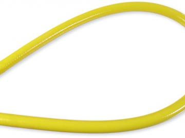 Kühlwasserschlauch Silikon 16mm Gelb 120cm