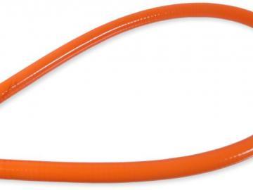 Kühlwasserschlauch Silikon 16mm Orange 120cm
