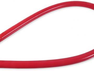 Kühlwasserschlauch Silikon 16mm Rot 120cm