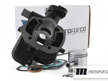 Zylinder Motoforce Black Ersatz 50ccm Peugeot LC