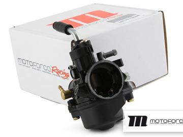 Vergaser Motoforce Black 17,5mm PHVA für Piaggio