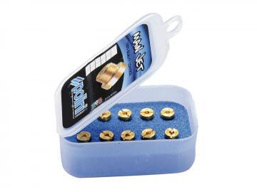 Hauptdüsenset 6mm Polini für Dellorto Vergaser 60-78