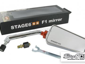 Stage6 F1 Spiegel rechts Chrom M8