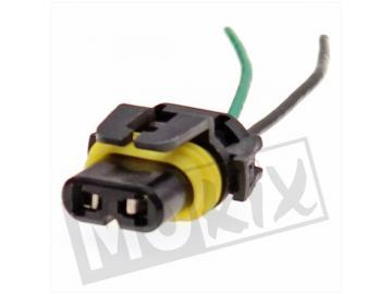 Konnektor Stecker Superseal 2 Pin