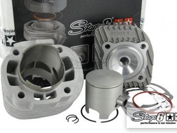 Zylinderkit Stage6 Sport Pro 70ccm 12mm für CPI Euro 2 AC
