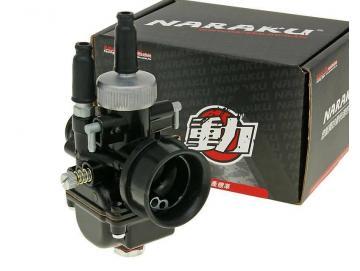 Vergaser 19mm Naraku Black Edition PHBG