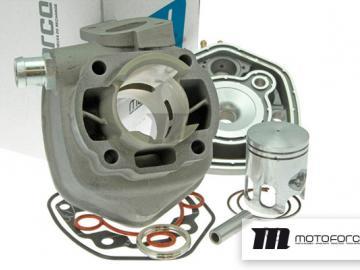 Zylinder Motoforce Alu 50ccm Minarelli liegend LC