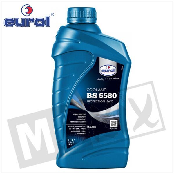 Kühlerfrostschutz Eurol Blau 1L