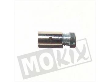 Gaszug Nippel 8x15mm