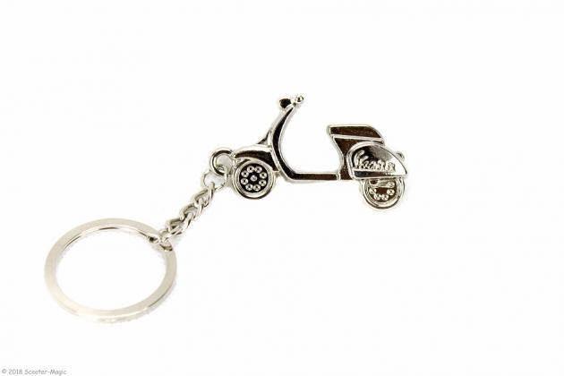 Schlüsselanhänger Metal Vespa
