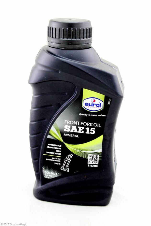 17,98€ / 1L Gabelöl SAE15 Eurol 500ml