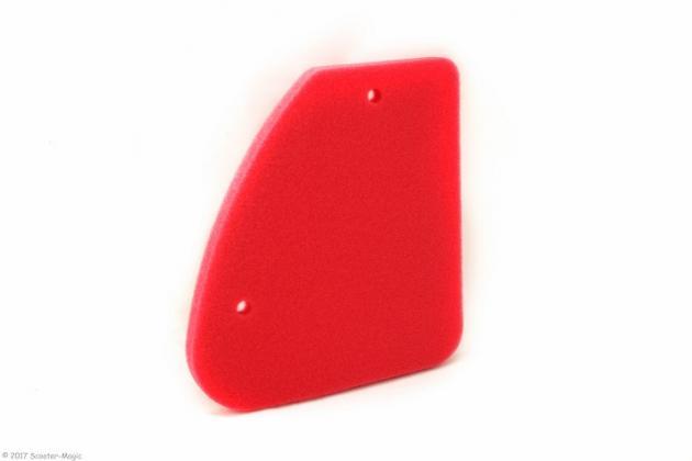 Luftfiltereinsatz Artein Rot für Peugeot
