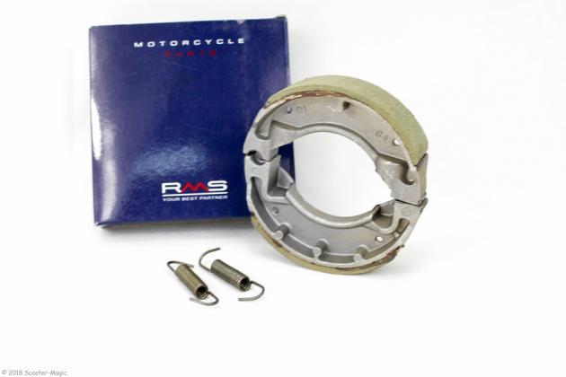 Ersatz Bremsbacken 110x25 Booster Bw´s