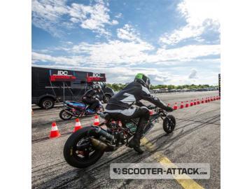 Nico Team Scooter-Magic