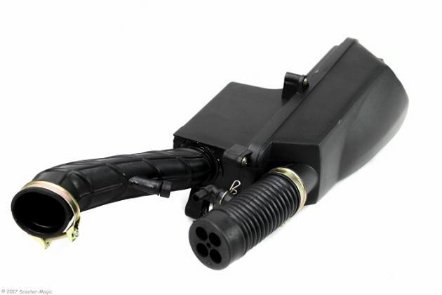 Luftfilterkasten GY6 Motoren mit 12 Zoll Räder