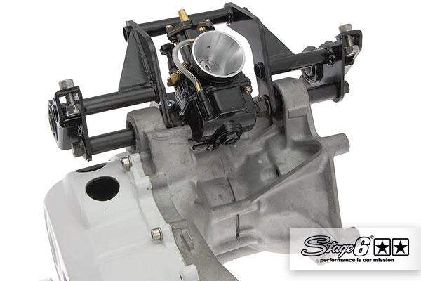 Stage6 MKII Subframe für MBK Nitro / Yamaha Aerox