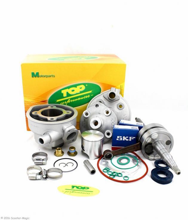 Motorenkit Top Performance 86ccm Minarelli Liegend LC
