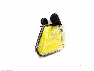 Luftfilterkasten Transparent Gelbe Filtermatte für Minarelli Motor