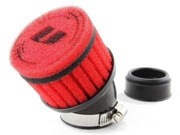 Luftfilter Voca Racing 48mm für PWK Vergaser Rot