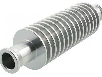 Durchlaufkühler SP Rund 17mm Alu