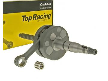 Kurbelwelle Top Racing / Jasil Evo NG Next Generation 10mm Minarelli Liegend