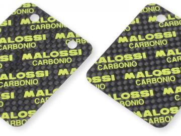 Membranblock Plättchen 45° Malossi VL13 Piaggio