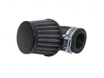 Rennluftfilter KN 45° 32mm Schwarz