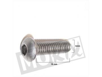 Bremsscheiben Schraube Edelstahl M6x15