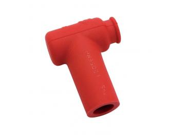 Zündkerzenstecker NGK 90° LB05EMH-R 8160 Rot