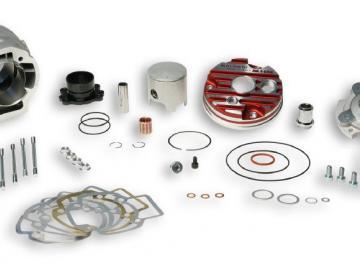 Zylinderkit Malossi Testa Rossa 70ccm für Piaggio LC