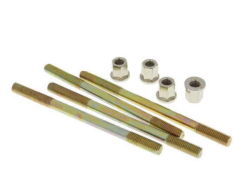 Zylinderstehbolzen Set M7x109mm Minarelli liegend